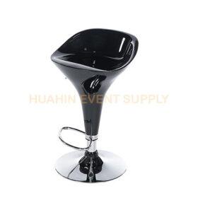 เช่าเก้าอี้สตูลบาร์สีดำ