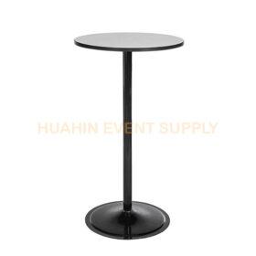 เช่าโต๊ะบาร์สูงสีดำ