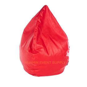 เช่า bean bag สีแดง