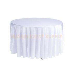 เช่าโต๊ะจีนคลุมผ้า 1.2