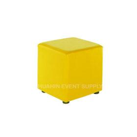 เช่าเก้าอี้สตูลสีเหลือง